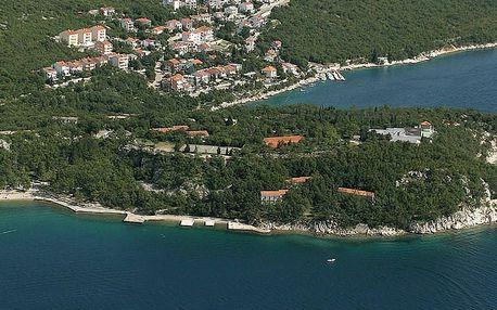 Chorvatsko - Crikvenica na 8 až 17 dní, polopenze s dopravou autobusem nebo vlastní 100 m od pláže