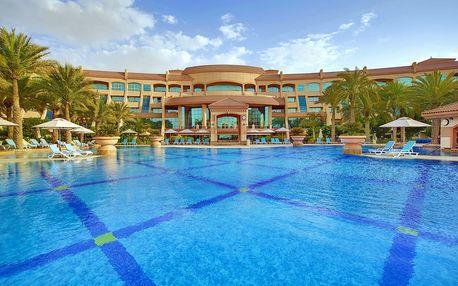 Spojené arabské emiráty - Abu Dhabi na 8 dní, snídaně s dopravou letecky z Prahy přímo na pláži