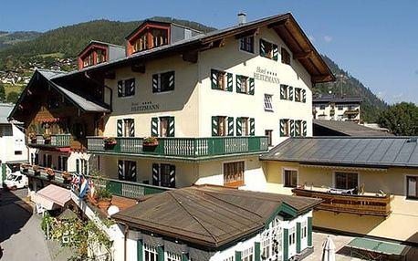 Rakousko - Kaprun / Zell am See na 2 až 4 dny, polopenze s dopravou vlastní