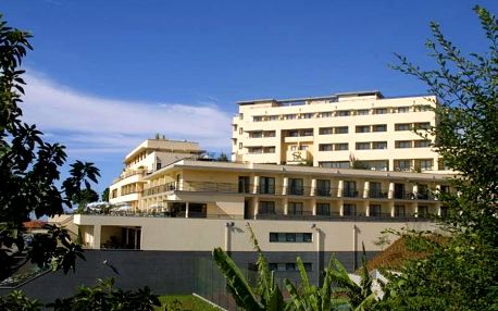 Madeira - Funchal na 8 až 12 dní, polopenze s dopravou letecky z Prahy