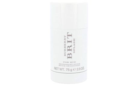 Burberry Brit Splash For Him 75 ml deodorant deostick pro muže