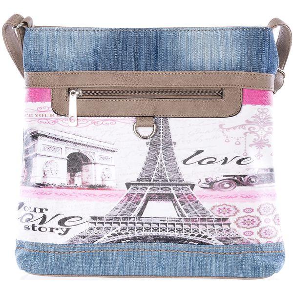 Tapple Dámská kabelka přes rameno Paříž Eiffelova věž