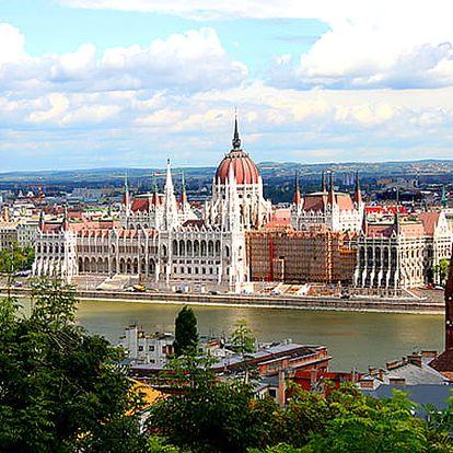 Wellness pobyt v Expo Congress Hotel Budapest **** pro dva + dítě zdarma.