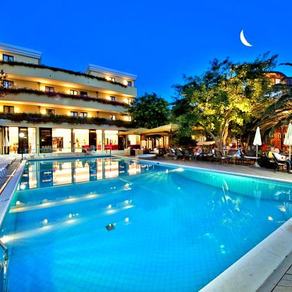 8–10denní Itálie, Emilia Romagna | Park hotel Kursaal*** | 2 děti zdarma | Bazén, klimatizace, wellness | All Inclusive