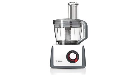 Kuchyňský robot Bosch MCM64085 šedý/bílý