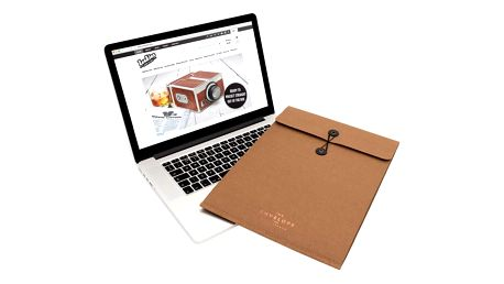 Obal na notebook Luckies of London The Envelope, 39 x 26 cm