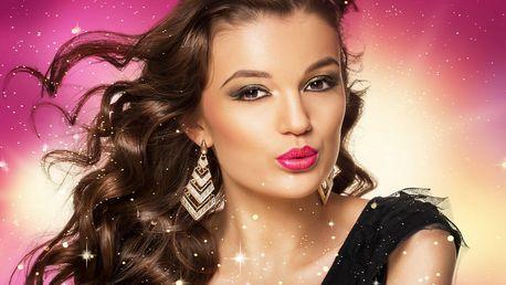 Otevřený voucher na kosmetické ošetření