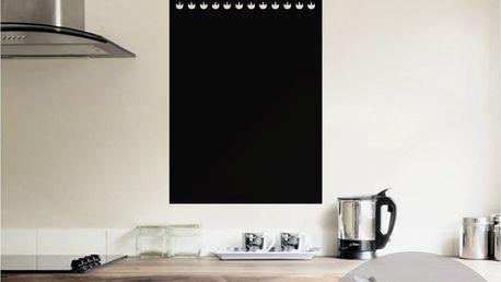 Tabulová samolepka s tekutou křídou Ambiance Blackboard