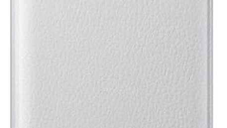 Pouzdro na mobil flipové Samsung pro Galaxy A3 2016 (EF-WA310P) bílé (EF-WA310PWEGWW)