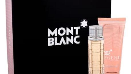 Montblanc Legend Pour Femme dárková kazeta pro ženy parfémovaná voda 50 ml + tělové mléko 100 ml
