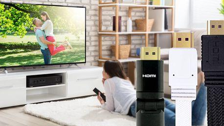 Značkové HDMI kabely Apei pro přenos