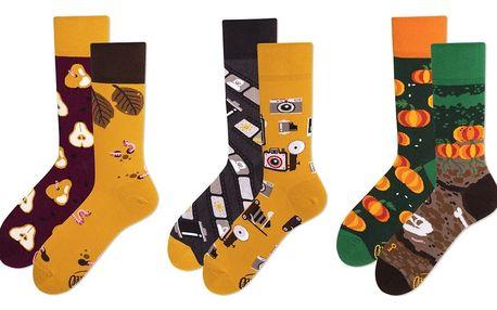 Set ponožek v dárkovém balení Many Mornings Golden Hour vel. 39–42