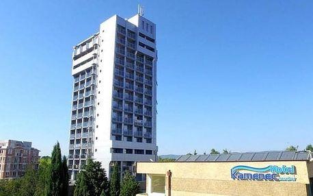 Bulharsko - Nesebar na 8 dní, all inclusive s dopravou letecky z Prahy, Brna nebo Bratislavy 100 m od pláže