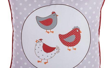 Povlak na polštář Apolena Little Chickens, 43x43cm