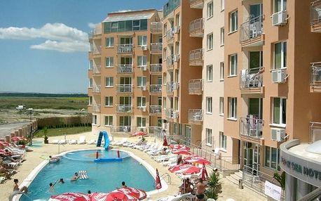 Bulharsko - Slunečné Pobřeží na 8 dní, all inclusive, polopenze nebo snídaně s dopravou letecky z Prahy nebo Bratislavy 500 m od pláže