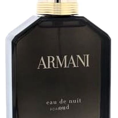 Giorgio Armani Eau de Nuit Oud 100 ml EDP M