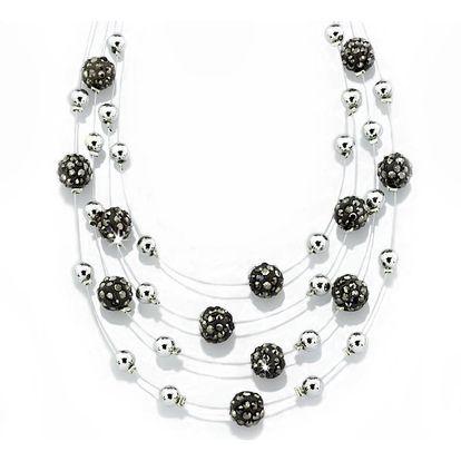 Fashion Icon Sada kuličky s krystaly