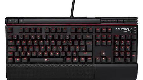 HyperX Alloy Elite Mechanical,MX Red-US2 (HX-KB2RD1-US/R2) černá