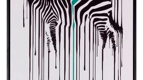 Obraz sømcasa Zebra, 40 x 60 cm