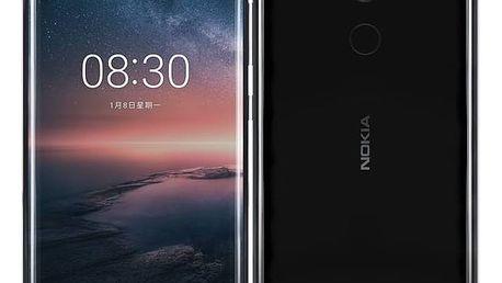 Nokia 8 Sirocco (11A1NB01A05) černý