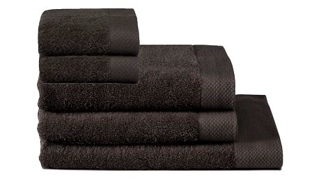 Set 5 ručníků Pure Basalt