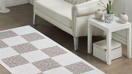 Odolný koberec Vitaus Patchwork, 60x90cm