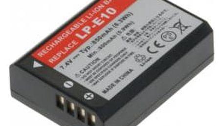 Akumulátor pro video/foto Avacom pro Canon LP-E10 Li-Ion 7,4V 850mAh (DICA-LP10-055)