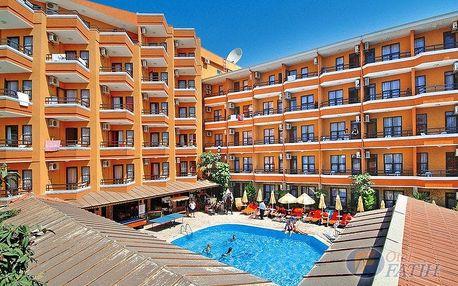 Turecko - Alanya na 8 až 9 dní, all inclusive s dopravou letecky z Prahy nebo Brna 100 m od pláže