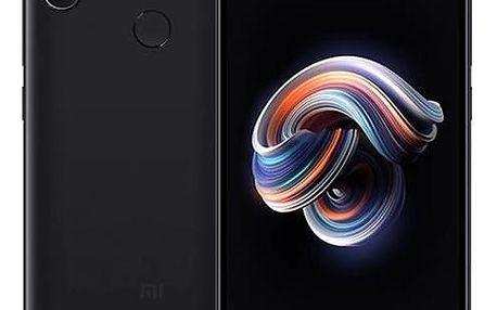 Mobilní telefon Xiaomi Redmi Note 5 64 GB (18138) černý