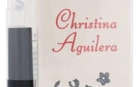 Christina Aguilera Christina Aguilera dárková kazeta pro ženy parfémovaná voda 30 ml + řasenka Max Factor Masterpiece 5,3 ml