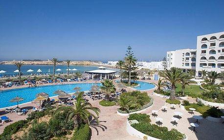 Tunisko - Monastir na 8 až 9 dní, all inclusive s dopravou letecky z Prahy přímo na pláži