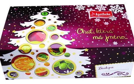 GREEN APOTHEKE kolekce prémiových čajů Vánoční II. 96x2g
