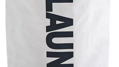 Bílý koš na prádlo Tomasucci Laundry Bag