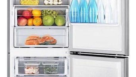 Chladnička s mrazničkou Samsung RB3000 RB33J3215SS/EF Inoxlook Rychlovarná konvice ETA Luna 0605 90010 bílá v hodnotě 999 Kč + DOPRAVA ZDARMA