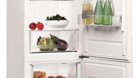 Chladnička s mrazničkou Indesit LI8 S2 W bílé
