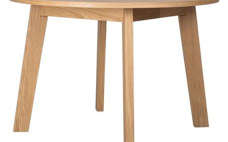 Rozkládací jídelní stůl Durbas Style Galaxy,Ø115cm