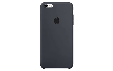 Kryt na mobil Apple Silicone Case pro iPhone 6/6s - uhlově šedý (MKY02ZM/A)