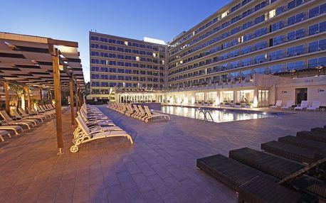 Španělsko - Mallorca na 8 až 11 dní, polopenze s dopravou letecky z Prahy 80 m od pláže