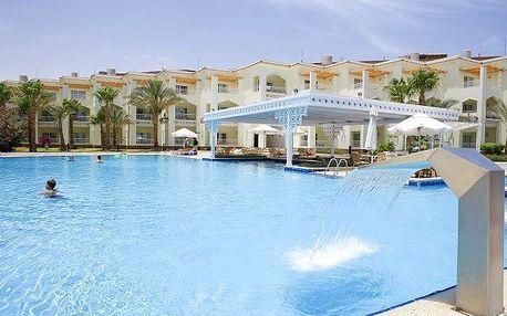 Egypt - Hurghada na 7 až 8 dní, all inclusive s dopravou letecky z Prahy přímo na pláži