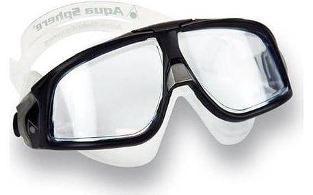 Aqua Sphere Seal 2.0 clear černé/šedé