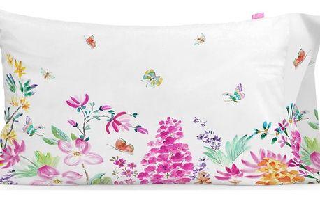 Sada 2 bavlněných povlaků na polštář Happy Friday Bliss,50x80cm