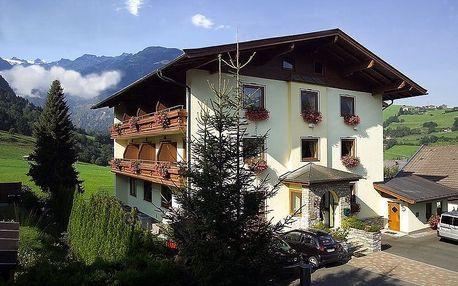 Rakousko - Kaprun / Zell am See na 3 až 8 dní, all inclusive s dopravou vlastní