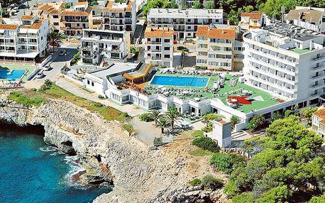 Španělsko - Mallorca na 8 až 9 dní, all inclusive s dopravou letecky z Prahy nebo Brna 700 m od pláže