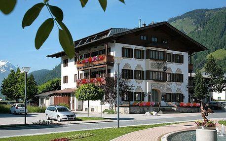 Rakousko - Salcbursko na 3 až 11 dní, polopenze s dopravou vlastní