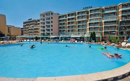 Bulharsko - Slunečné Pobřeží na 8 až 11 dní, polopenze nebo snídaně s dopravou letecky z Prahy, Sliače nebo Bratislavy 150 m od pláže
