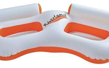 MASTER POOL Water Sofa 2 bílé/oranžové