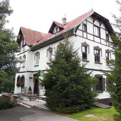 České Švýcarsko: Penzion Braun