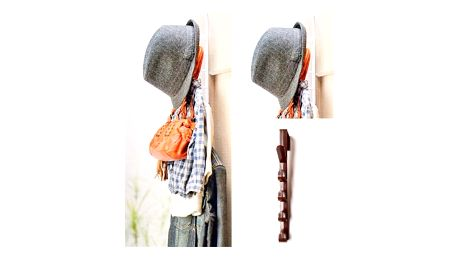 Závěsný věšák na tašky a kabelky Hang