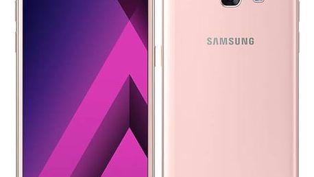 Samsung Galaxy A3 (2017) (SM-A320FZINETL) růžový