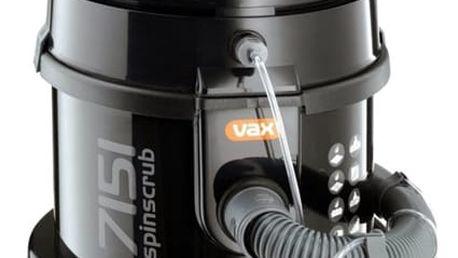 Vysavač víceúčelový VAX Wet&Dry 7151 Multifunction černý